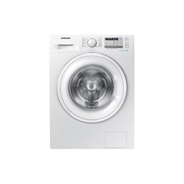 Samsung Lave-linge - WW80J5555DA - Blanc