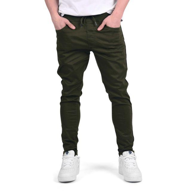 Le Project Liserés Pantalon Côtés X ParisTaille Sur Homme Slim À BedoCx