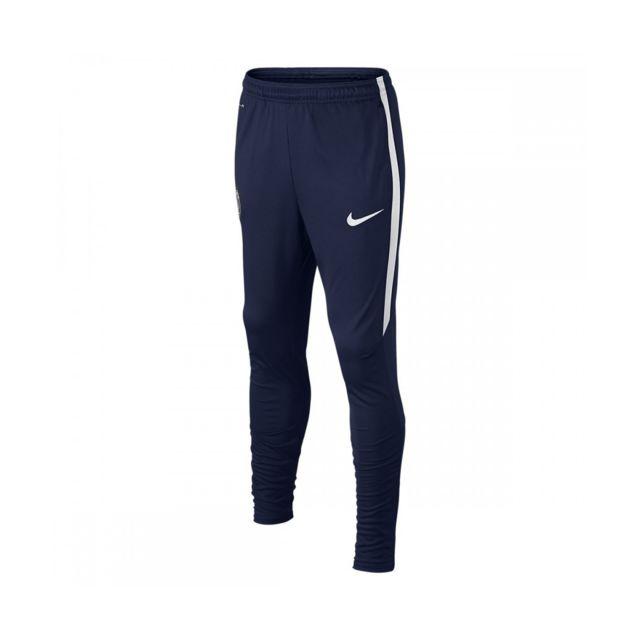 Pantalon de survêtement Psg Select Strike Tech B Junior 686791 410