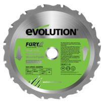Evolution - Lame multi-usages 185mm