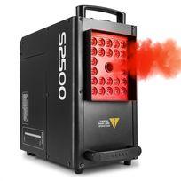 BEAMZ - S2500 machine à fumée 2500 w 24x10 w LED 4 en 1 DMX réservoir 3,5 L