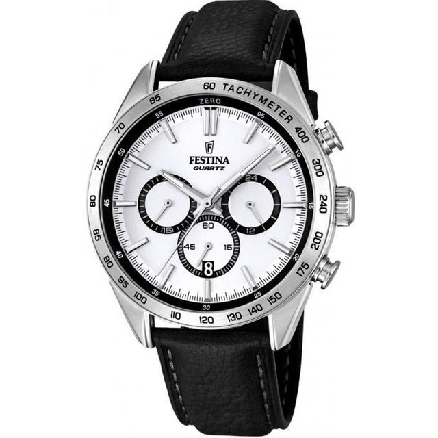 Blanche F16844 1 Chronographe Achat Montre Homme Festina BEderWCxQo