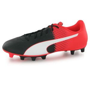 Puma Evospeed FG Rouge - Chaussures Football Homme