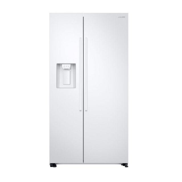 Samsung réfrigérateur américain 91cm 609l a+ nofrost blanc - rs67n8210ww