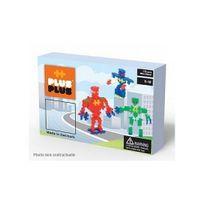 A Plus - Box Mini Neon Robots 170p