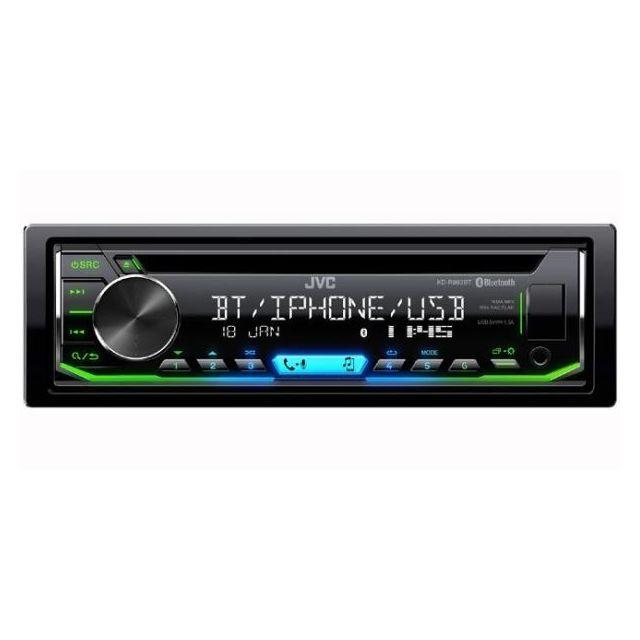Jvc Autoradio Mp3 Kd-r992BT