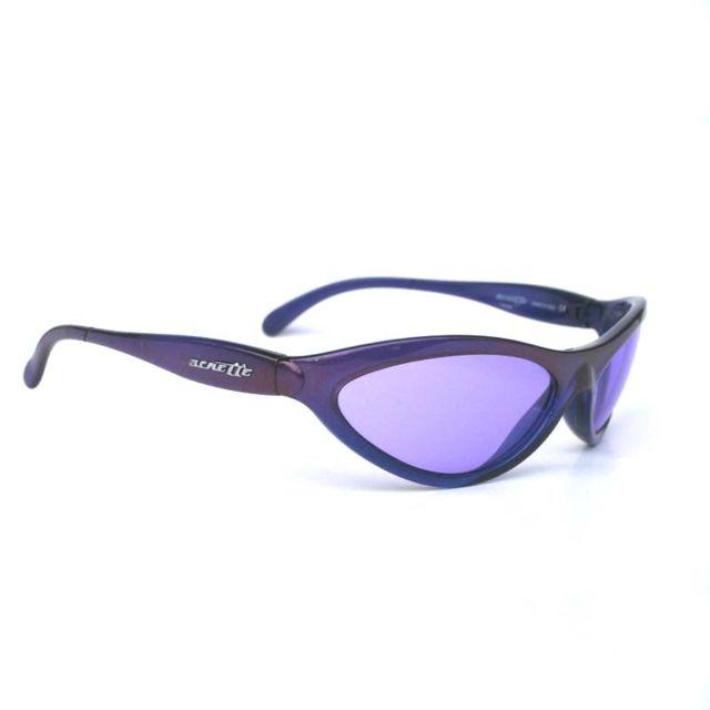 a34595a14ea Arnette - Lunettes soleil vintage sunglasses Hawk fast metal - pas cher  Achat   Vente Lunettes Tendance - RueDuCommerce