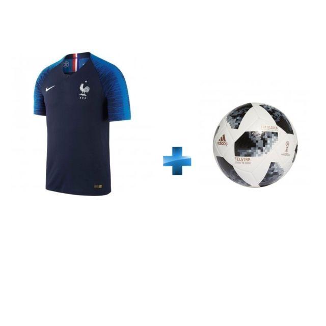 usa cheap sale arriving shades of Nike - Maillot Vapor FFF Equipe de France de Football 2018 ...