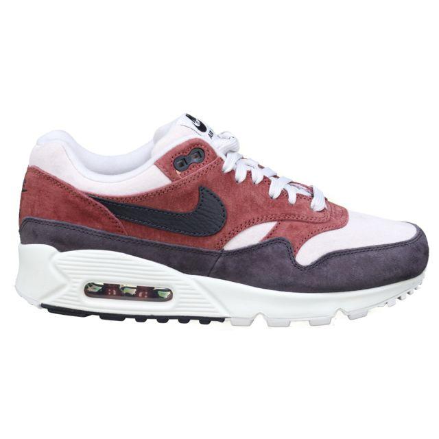 la meilleure attitude 54646 fce93 Nike - W Air Max 90 1 Aq1273 - 200 Bordeaux - pas cher Achat ...