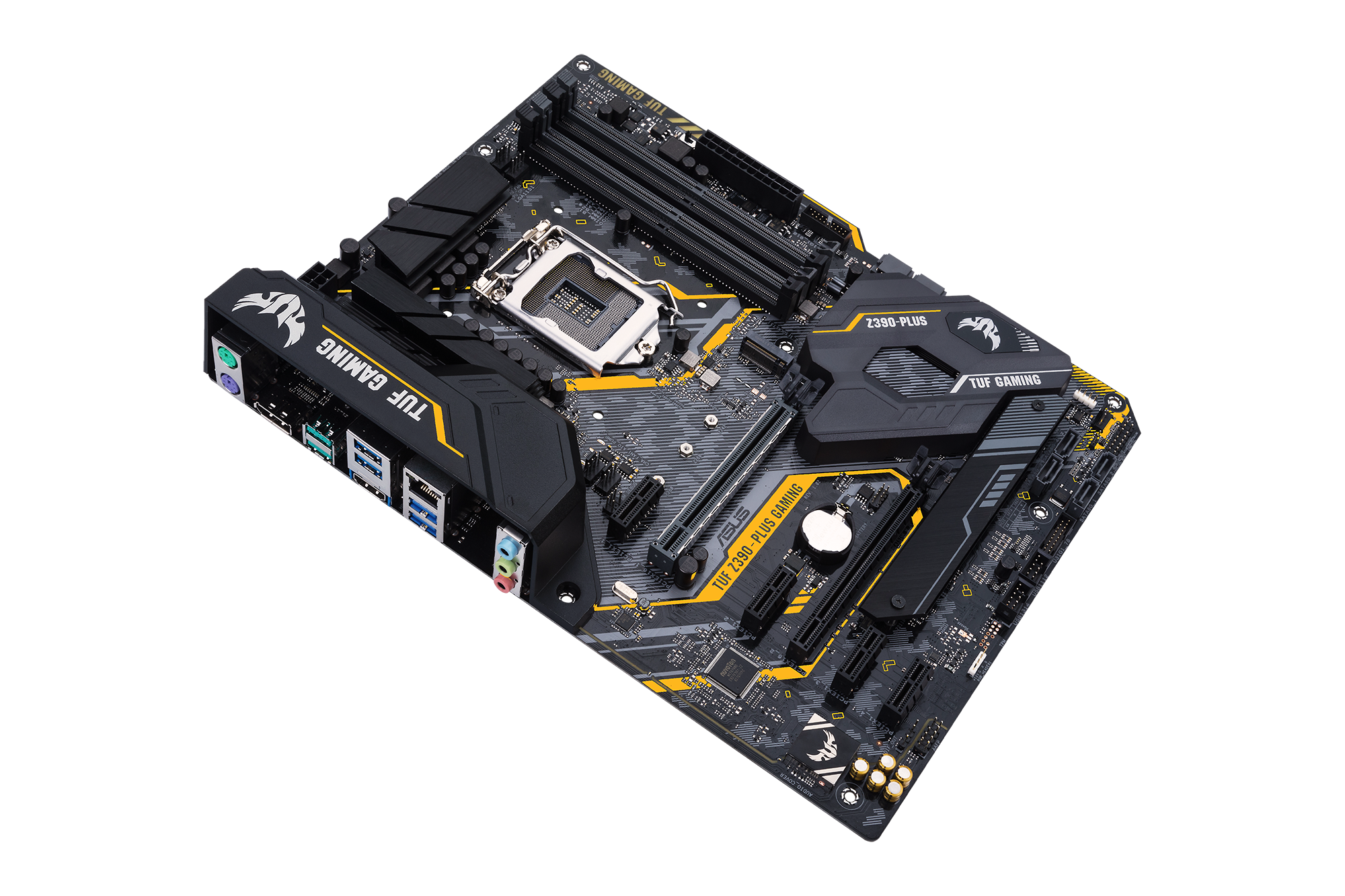 Intel Z390 TUF GAMING PLUS - ATX