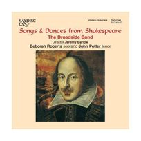 Saydisc - Song & Dances from Shakespeare