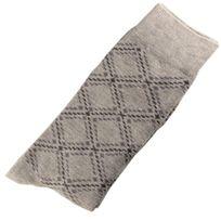 Marque Generique - Modebas.fr - Pack de 2 Paires Chaussettes Homme Classique Coton Gris 43-45 - Gris