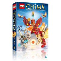 Wbs - Dvd Lego Legends Of Chima S2