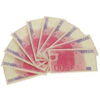 10 Serviettes de table en papier design 500 euros