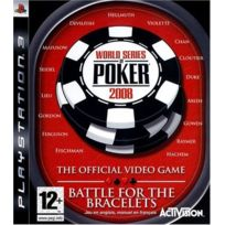 Playstation 3 - World Series Of Poker - 2008 Edition