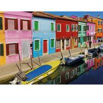 Tactic - Puzzle 1000 pièces : Ile de Burano, Venise