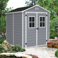 Chalet & Jardin - Abri résine Premium 86 3,70 m²
