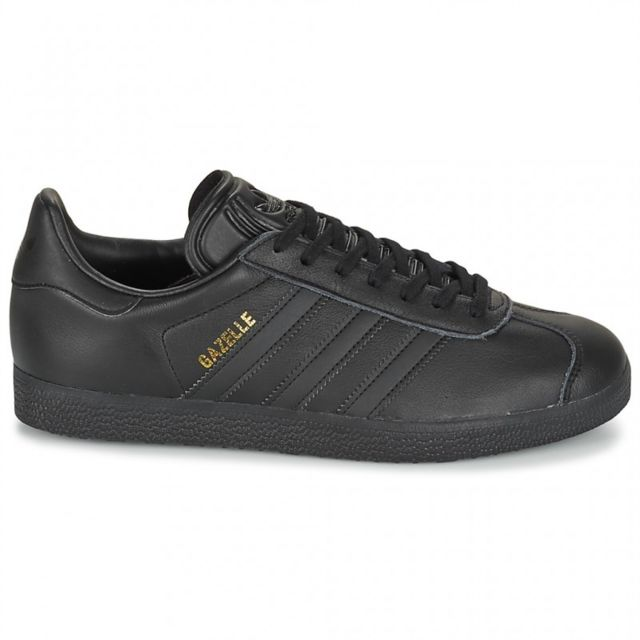 low priced 680bc a3356 Adidas - chaussure gazelle nubuck cuir - pas cher Achat  Vente Baskets  homme - RueDuCommerce