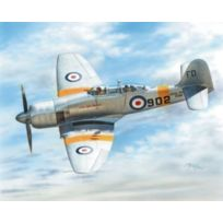 Special Hobby - Sh72124 Sea Fury T20 1:72 Plastic Kit Maquette