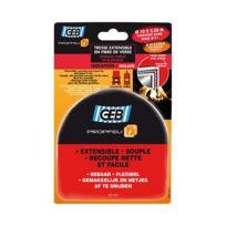 Geb - Tresse fibre verre - Propfeu - extensible - D: 10 mm - 2.5 m