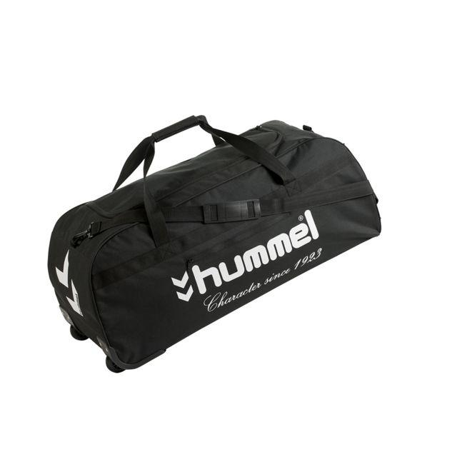 af159f0024 Hummel - Sac de sport Classic Roller Bag Noir - pas cher Achat / Vente Sacs  de sport - RueDuCommerce