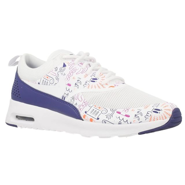 free shipping 0ca1d f973c Nike - Wmns Air Max Thea Print - pas cher Achat / Vente Baskets femme -  RueDuCommerce