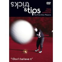 Go Entertain - Golf Tricks And Tips IMPORT Dvd - Edition simple