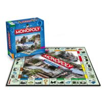 Winning Moves - Monopoly Strasbourg : Edition 2015