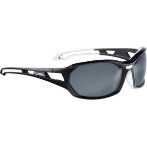 Alpina Berryn P - Lunettes cyclisme - blanc/noir 2018 Lunettes T1Tyzo