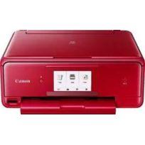 CANON - Imprimante multifonction Pixma TS-8052 Jet dencre Couleur Ecran tactile A4 Wi-FI