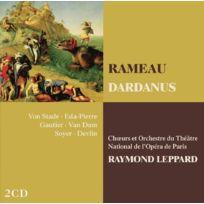 Erato - Rameau:DARDANUS - Coffret De 2 Cd