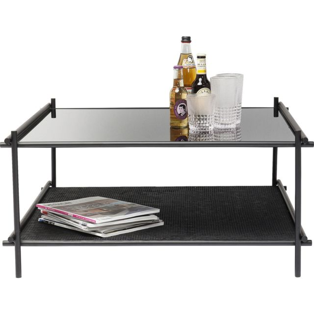Karedesign Table basse Mesh 80x80cm Kare Design