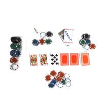 Cofalu Kim'PLAY - Kit Poker 100 Jetons