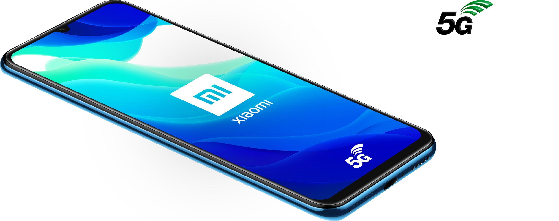 Mi10 Lite 5G - 6/128 Go - Bleu