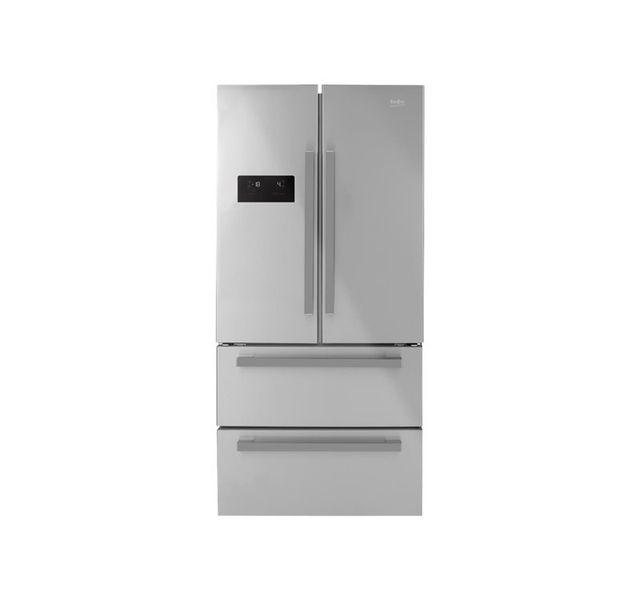 Beko Réfrigérateur multi-portes 539L - GNE60521X