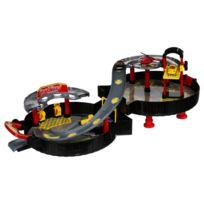 Noir 3 Circuit Voitures Avec Garage nOk80Pw