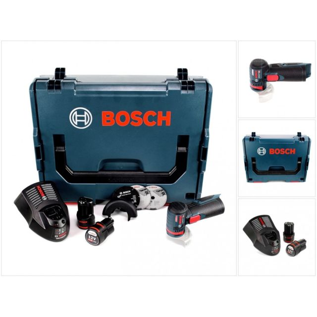 Bosch - Gws 12V-76 Professional Meuleuse angulaire sans fil avec ... cf6b6d7cc06f