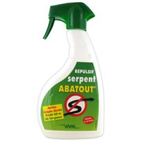 Abatout - Répulsif Serpent 500ml