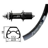 Rodi - M460 26x1.9 32 t Deore Xt Centerlock Roue Arr Noir