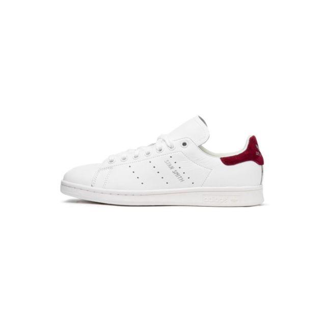 best sneakers 0b7bd 20a77 Adidas - Basket mode Originals Stan Smith Aq0887 - pas cher Achat   Vente Baskets  femme - RueDuCommerce