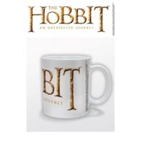 HappyFans - Le Hobbit Un voyage inattendu - Mug porcelaine Logo White