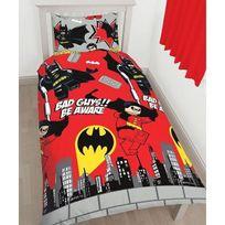Dc Comics - Parure de lit Lego Batman Comics