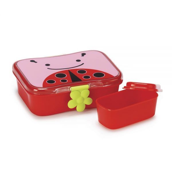 Skip Hop Lunch-Box Zoo - Coccinelle