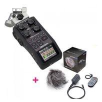 Zoom - H6 + pack Accessoires Aph-6 - Enregistreur numérique 6 pistes