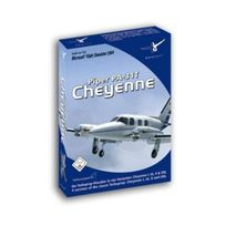 Anuman Interactive - Piper Cheyenne - Add-on Flight Sim 2004