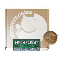 Aston'S Cookies - Biscuits Chien Fresh & Crispy Menthe