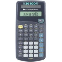 Texas Instruments - Calculatrice scolaire Ti-30 eco Rs