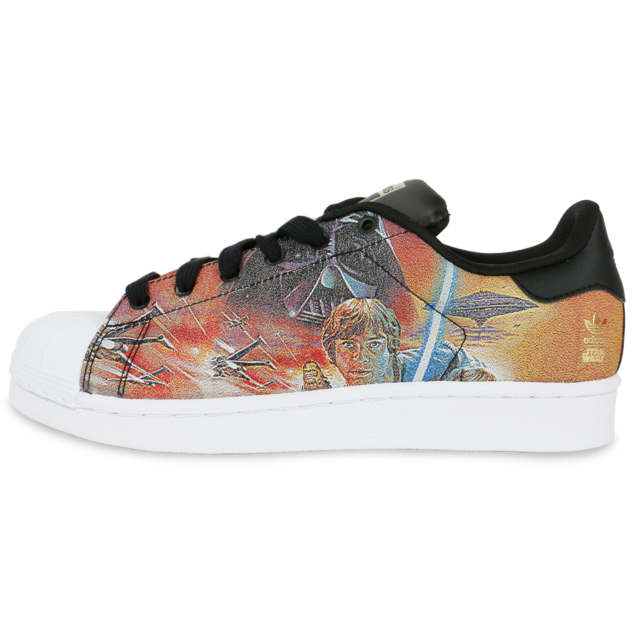 Adidas Superstar Star Baskets Originals Luke Skywalker Wars a1q1WrgFA
