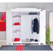 armoire 180 hauteur achat armoire 180 hauteur pas cher rue du commerce. Black Bedroom Furniture Sets. Home Design Ideas