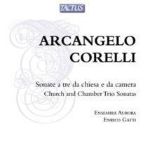 Tactus - Church & Chamber Trio Sonatas Op 1-4 - Coffret De 2 Cd